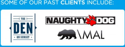 Oh! Snap Studios - Past Clients